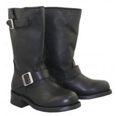 Мотоботы женские Advanced Engineer Boots XELEMENT кожаные, черные