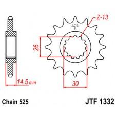 Звезда передняя JTF-1332.15 525