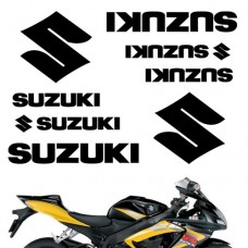 Комплект наклеек SUZUKI