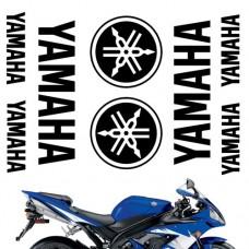 Комплект наклеек YAMAHA