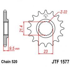 Звезда передняя  JTF-1577.15 520