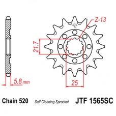 Звезда передняя JTF-1565.14SC 520