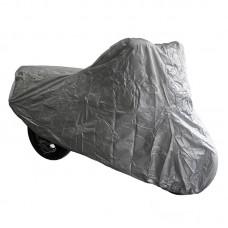 Чехол для мотоцикла 246x104x127 см (XL), цвет Серый
