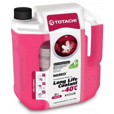 Антифриз TOTACHI NIRO LLC -40 красный 2л