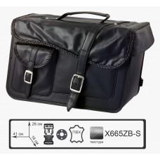 Кофры боковые Mot-Master X665ZB-S
