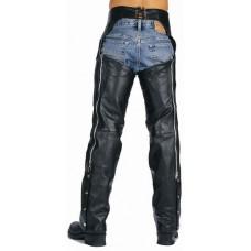Чапсы мужские кожаные Xelment, на молнии