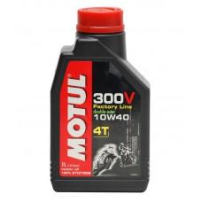 Motul Moto 300v 4T Factory Line 10W40 1л