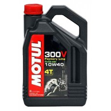Motul Moto 300v 4T Factory Line 10W40 4л