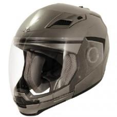 Шлем Xelment 2в1 серебро ST-553