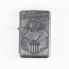 Зажигалка American Legend Flag Antique